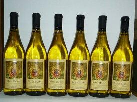 【送料無料】6本セット ハワイ パイナップルワイン マウイブラン 750ml MAUI BLANC