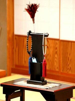 ■木製万能念珠掛け(数珠掛け)|念珠掛けとお手入れ用品の収納に【木製】【仏具】