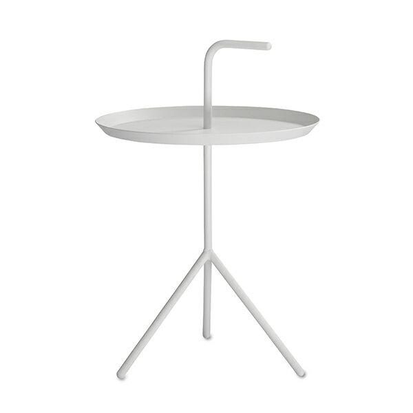HAY (ヘイ)DLMサイドテーブル/コーヒーテーブルホワイト 北欧家具