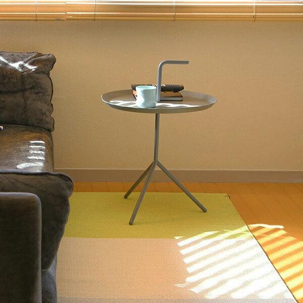 HAY (ヘイ)DLMサイドテーブル/コーヒーテーブルグレー 北欧家具