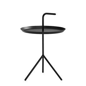 HAY (ヘイ) DLM XL サイドテーブル/コーヒーテーブル ブラック 北欧家具 【受注発注の為キャンセル/返品不可】【大型送料】