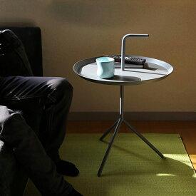 HAY (ヘイ) DLM XL サイドテーブル/コーヒーテーブル グレー 北欧家具 【受注発注の為キャンセル/返品不可】【大型送料】