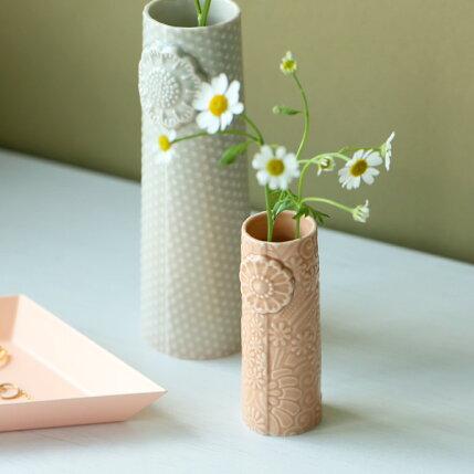 dottir(ドティエ)Pipanella(ピパネラ)フラワーベース/フラワーマイクロミニローズ北欧/インテリア/花瓶/日本正規代理店品