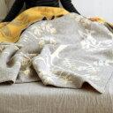Roros TWEED (ロロスツイード) KINKAN(キンカン)ブランケット(ピュアニューウール100%) 135×200 グレー/ライトオレンジ 北欧雑貨/国内正規取扱店/北欧/インテリア/ウール/羊毛/毛布/膝掛け/ひざ掛け
