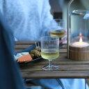 ferm LIVING (ファームリビング) Ripple Wine Glasses(リップル ワイングラス)2個セット 北欧/ガラス食器/日本正規代理店品