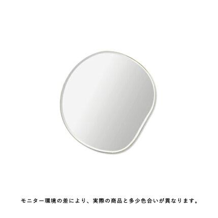 【受注発注】fermLIVING(ファームリビング)PondMirror(ポンドミラー)Sブラス北欧/鏡/壁掛け/インテリア/日本正規代理店品