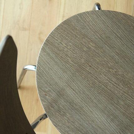 【受注発注】fermLIVING(ファームリビング)HermanChair(ハーマンチェア)ダークステンドオーク/クローム北欧/インテリア/照明/日本正規代理店品【大型送料】