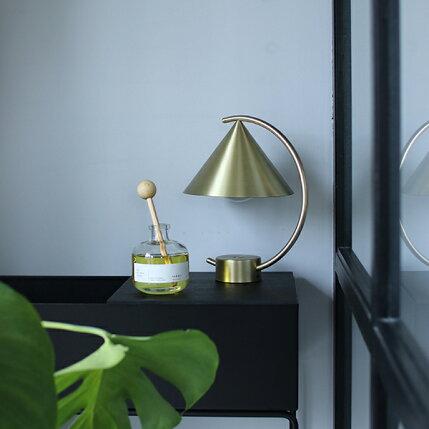 【受注発注】fermLIVING(ファームリビング)MeridianLamp(メリディアンランプ)ブラス北欧/照明/インテリア/日本正規代理店品