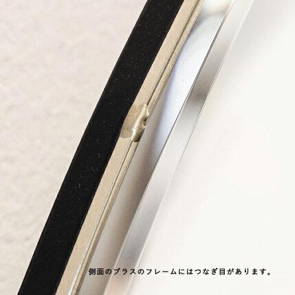 【受注発注】fermLIVING(ファームリビング)PondTableMirror(ポンドテーブルミラー)ブラス北欧/スタンドミラー/卓上ミラー/インテリア/日本正規代理店品