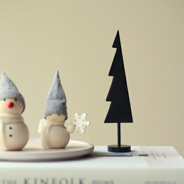 11月上旬頃発送予定!ferm LIVING (ファームリビング) Tree (ツリー) ソリッド ブラック 北欧/インテリア/クリスマス/日本正規代理店品