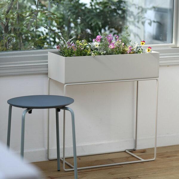ferm LIVING (ファームリビング) Plant Box (プラントボックス) L ライトグレー 北欧/インテリア/家具/日本正規代理店品 【大型送料】