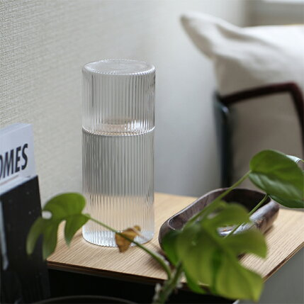 fermLIVING(ファームリビング)RippleCarafeSet(リップルカラフェセット)北欧/家具/インテリア/日本正規代理店品