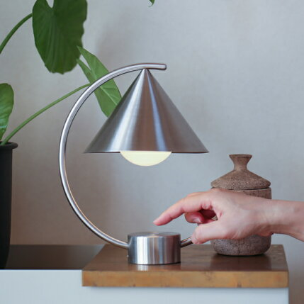 【受注発注】fermLIVING(ファームリビング)MeridianLamp(メリディアンランプ)ブラック/カシミア北欧/照明/インテリア/日本正規代理店品