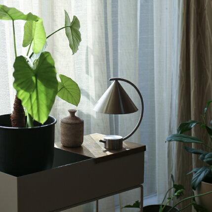 【受注発注】fermLIVING(ファームリビング)MeridianLamp(メリディアンランプ)ブラック/カシミヤ北欧/照明/インテリア/日本正規代理店品