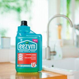 eezym (イージム) パイプクリーナー アンブロッカー/つまり解消用 酵素の力/高速酵素分解/デトックス・クリーニング/サスティナブル洗剤
