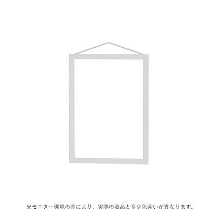 MOEBE(ムーベ)FRAMEA5ライトグレーアクリル板/ポスター/額縁/壁掛け/北欧/インテリア