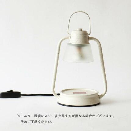 キャンドルウォーマーランプホワイト照明/キャンドルウォーマー/フレグランスキャンドル