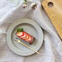 kura common (クラ コモン)Ena (エナ) リムプレート 16cm クールグレー/マット 和洋食器/食器/皿