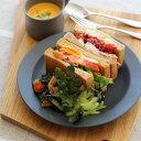 kura common (クラ コモン)Ena (エナ) リムプレート 24cm スレートグレー/マット 和洋食器/食器/皿