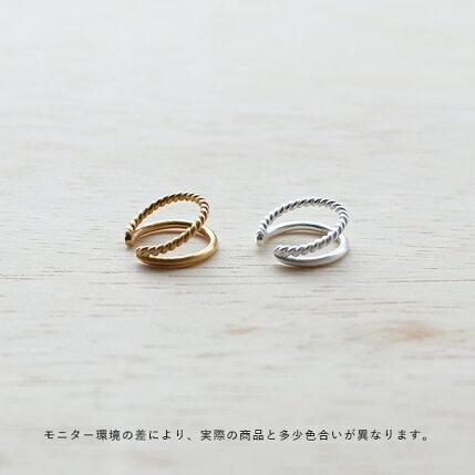 PernilleCorydon(ペニーレ・コリドン)イヤーカフメイズゴールド/シルバー