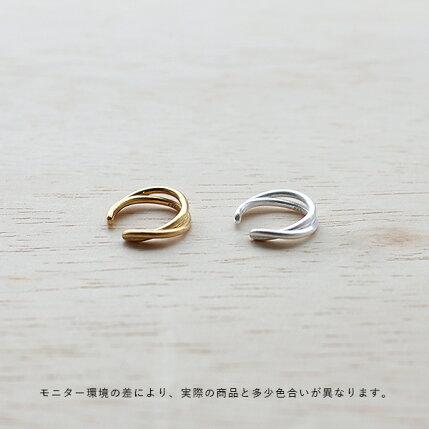 PernilleCorydon(ペニーレ・コリドン)イヤーカフパリゴールド/シルバー