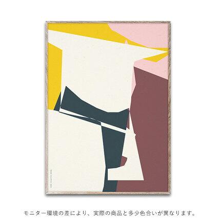 PaperCollective(ペーパーコレクティブ)ポスター50×70cmPaperCut01