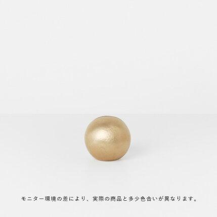 fermLIVING(ファームリビング)CardStand(カードスタンド)Sphereブラス北欧/インテリア/日本正規代理店品★★★