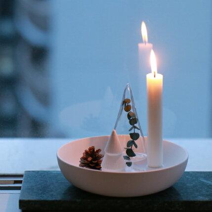 WinterTalesキャンドルスティックL北欧雑貨/インテリア/クリスマス