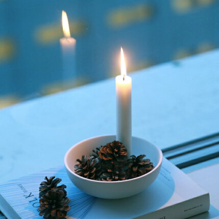 WinterTalesキャンドルスティックS北欧雑貨/インテリア/クリスマス