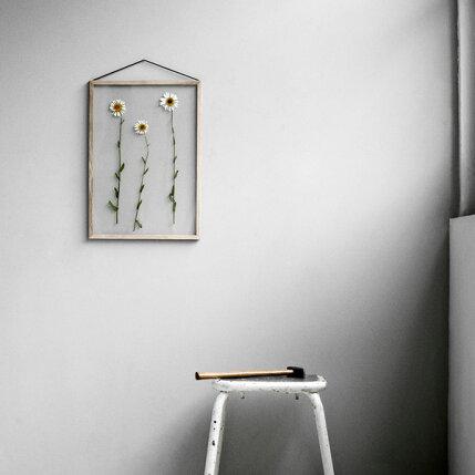 MOEBE(ムーベ)FRAMEA3オークアクリル板/ポスター/額縁/壁掛け
