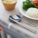 箸休め(箸&スプーン)箸置き/薬味皿/醤油皿/小皿ブルー