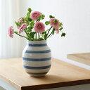 Kahler (ケーラー)オマジオ フラワーベース ミディアム 花瓶 陶器日本正規代理店品