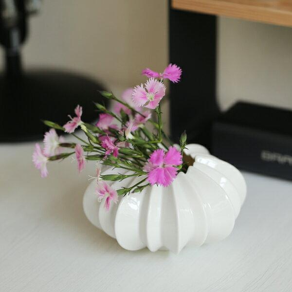 Kahler(ケーラー) Stella ステラ キャンドルホルダー 花瓶 陶器 日本正規代理店品