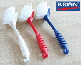 (KRONクロン)Klick ディッシュブラシ キッチンブラシ エコブラシ【北欧雑貨】掃除