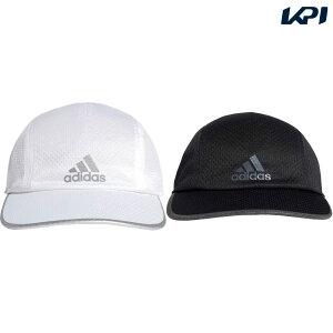 アディダス adidas ランニングキャップ・バイザー ユニセックス AERO RDY RUN MESH CAP 25646