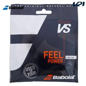 【10%OFFクーポン対象〜8/11】バボラ Babolat テニスガット・ストリング TOUCH VS タッチ VS 12m単張 201031