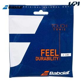 バボラ Babolat テニスガット・ストリング TOUCH TONIC タッチ トニック 12m単張 201032