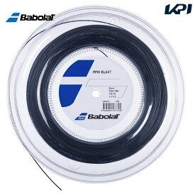バボラ Babolat テニスガット・ストリング RPM BLAST RPMブラスト 200mロール ロールガット 243101