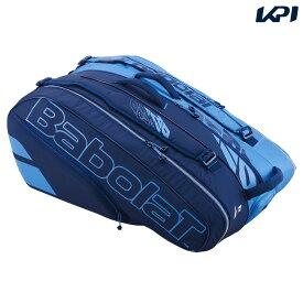 【最大4000円クーポン】【10%OFFクーポン対象 〜10/26 2時】バボラ Babolat テニスバッグ・ケース RACKET HOLDER X 12 PURE DRIVE ラケットバッグ(ラケット12本収納可) 751207