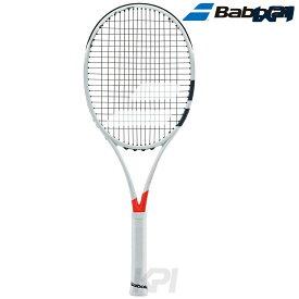 【全品10%OFFクーポン対象】Babolat(バボラ)「PURE STRIKE 16×19(ピュアストライク) フレームのみ BF101315」硬式テニスラケット【KPI】