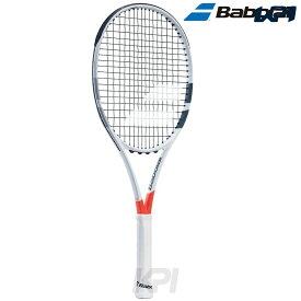 【全品10%OFFクーポン】Babolat(バボラ)「PURE STRIKE 100(ピュアストライク100) フレームのみ BF101316」硬式テニスラケット【KPI】