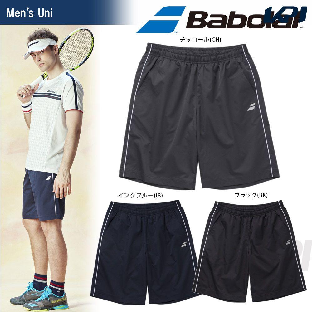 『即日出荷』Babolat(バボラ)「Unisex ショートパンツ BAB-2654」テニスウェア「2016FW」【KPI】「あす楽対応」