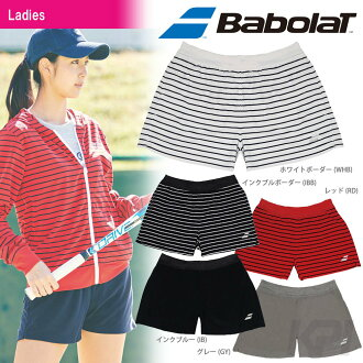 """2017 new products"" Babolat (バボラ) ""Women's Lady's short pants BAB-2739W"" tennis wear ""2017SS"""