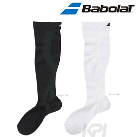 【均一セール】「あす楽対応」バボラ(Babolat)「Unisex コンプレッションソックス BAB-S750」テニスウェア「FW」 『即日出荷』」[ポスト投函便対応]