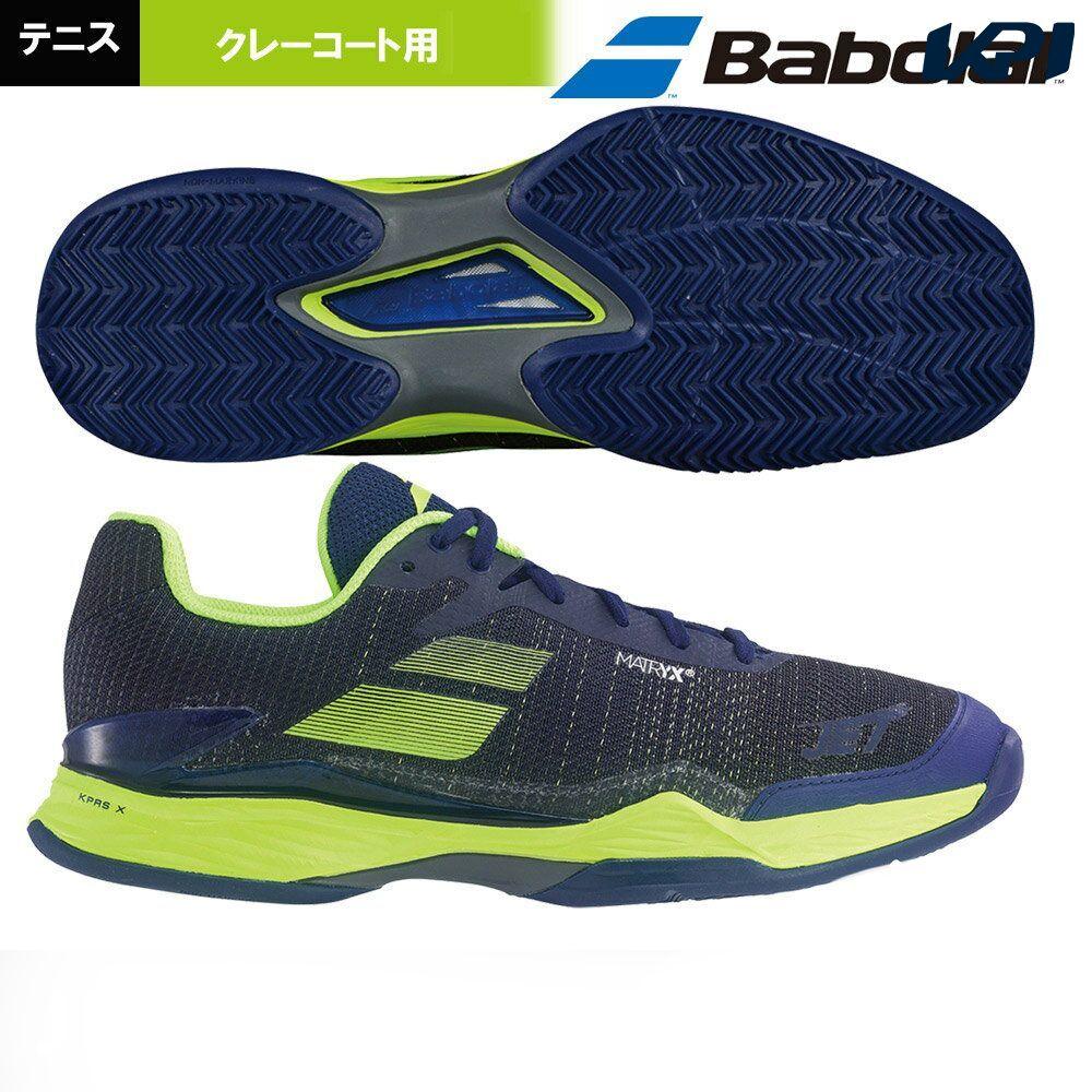 バボラ Babolat テニスシューズ メンズ JET MACH II ジェットマッハ CLAY M クレーコート用 BAS18631