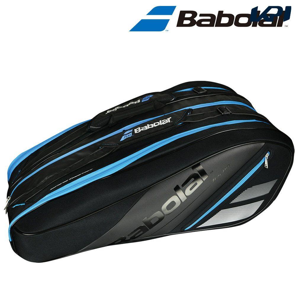 『全品10%OFFクーポン対象』バボラ Babolat テニスバッグ・ケース RACKET HOLDER X12 ラケットバッグ(ラケット12本収納可) BB751155