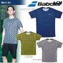 【全品10%OFFクーポン対象】「あす楽対応」バボラ Babolat テニスウェア ユニセックス ショートスリーブシャツ BTUMJA…