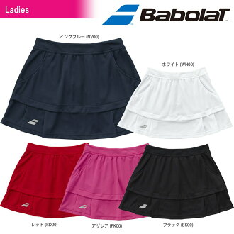 打算在babora Babolat网球服装女士SKIRT裙子BTWLJE07 2018SS 3月开始销售※预订