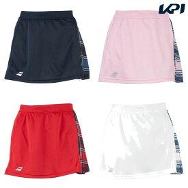 バボラ Babolat テニスウェア レディース スコート SKIRT BTWOJE03 2019FW [ポスト投函便対応]