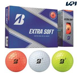 「あす楽対応」ブリヂストン BRIDGESTONE ゴルフボール エクストラソフト EXTRA SOFT 1ダース(12個入) 19EXTRASOFT 『即日出荷』